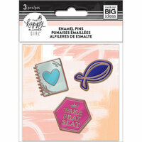 Me and My Big Ideas - Faith Warrior Collection - Planner - Enamel Pin
