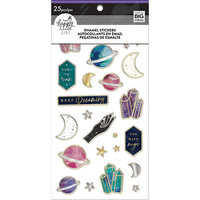 Me and My Big Ideas - Stargazer Collection - Planner - Enamel Stickers with Foil Accents