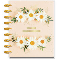 Me And My Big Ideas - Happy Planner Collection - Classic - Guided Journal - Pressed Florals