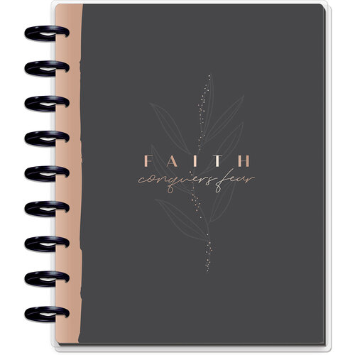 Me And My Big Ideas - Happy Planner Collection - Classic - Guided Journal - Simple Faith