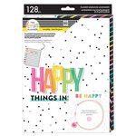 Me and My Big Ideas - Happy Planner Collection - Planner - Classic - Happy Things Planner Companion