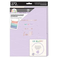 Me and My Big Ideas - Happy Planner Collection - Planner - Classic - Wellness Planner Companion