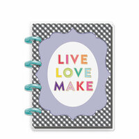 Me and My Big Ideas - Create 365 Collection - Planner - Keepsake - Live Love - Undated