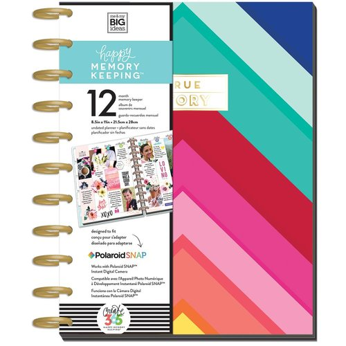 Me and My Big Ideas - Create 365 Collection - Planner - Big - Memory Brights - Undated