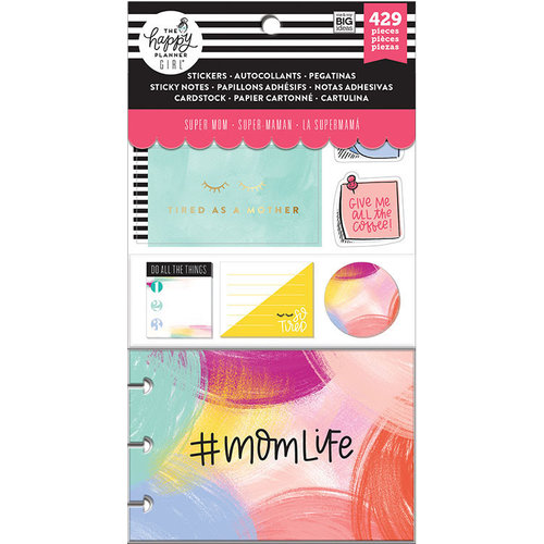 Me and My Big Ideas - Super Mom Collection - Planner - Multi Pack
