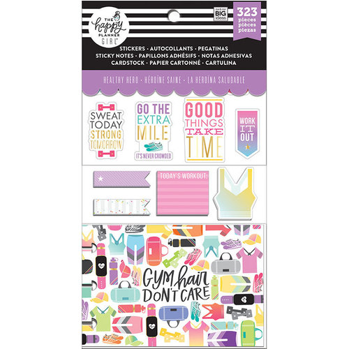 Me and My Big Ideas - Healthy Hero Collection - Planner - Multi Pack