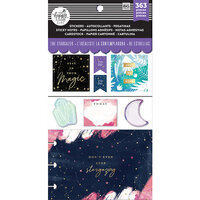 Me and My Big Ideas - Stargazer Collection - Planner - Multi Pack Stickers with Foil Accents