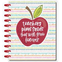 Me and My Big Ideas - Happy Planner Collection - Planner - Big - Teachers Plant Seeds - Undated