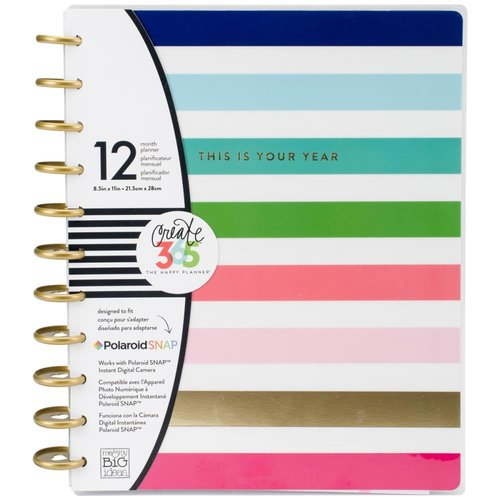Me and My Big Ideas - Create 365 Collection - Planner - Big - Modern Brights - Undated