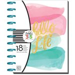 Me and My Big Ideas - Create 365 Collection - Planner - Stay Golden - July 2016 to Dec. 2017
