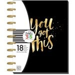 Me and My Big Ideas - Create 365 Collection - Planner - Big - You Got This - July 2017 to Dec. 2018