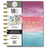 Me and My Big Ideas - Create 365 Collection - Planner - Big - Life is Beautiful - July 2018 to December 2019