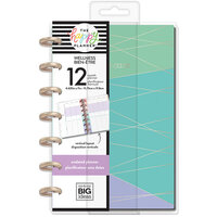Me and My Big Ideas - Happy Planner Collection - Planner - Mini Undated - Wellness