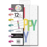 Me and My Big Ideas - Happy Planner Collection - Planner - Mini - Oh Happy Day20 - Undated with Foil Accents