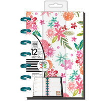 Me and My Big Ideas - Create 365 Collection - Planner - Mini - Happy Mind Happy Life with Foil Accents - Undated