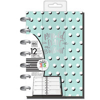 Me and My Big Ideas - Create 365 Collection - Planner - Mini - A Well Krafted Life with Foil Accents - Undated