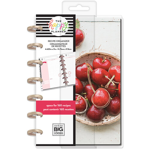 Me and My Big Ideas - Happy Planner Collection - Planner - Mini Undated - Bon Appetit