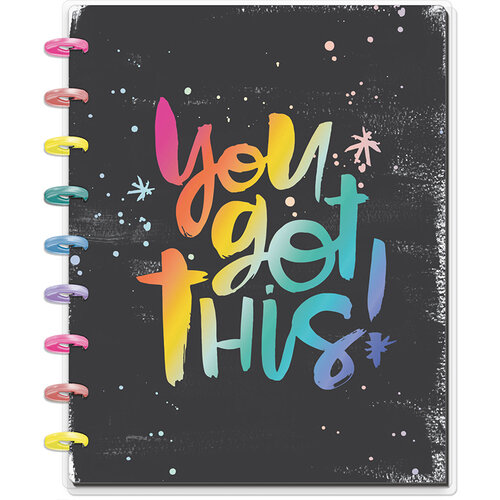 Me and My Big Ideas - Happy Planner Collection - Planner - Classic - You Got This Notebook