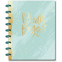Me and My Big Ideas - Happy Planner Collection - Planner - Classic - Dream Bigger Notebook