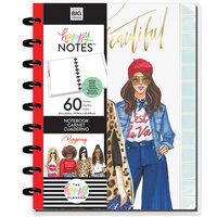 Me and My Big Ideas - Happy Planner Collection - Planner - Classic - Life is Beautiful Notebook with Foil Accents