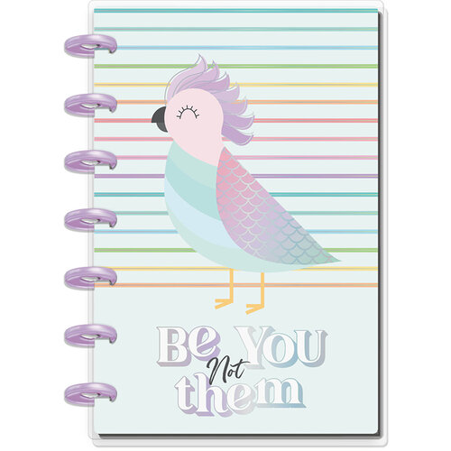 Me and My Big Ideas - Happy Planner Collection - Planner - Mini - Be You Not Them Notebook