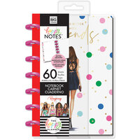 Me and My Big Ideas - Happy Planner Collection - Planner - Mini - Friends Notebook with Foil Accents