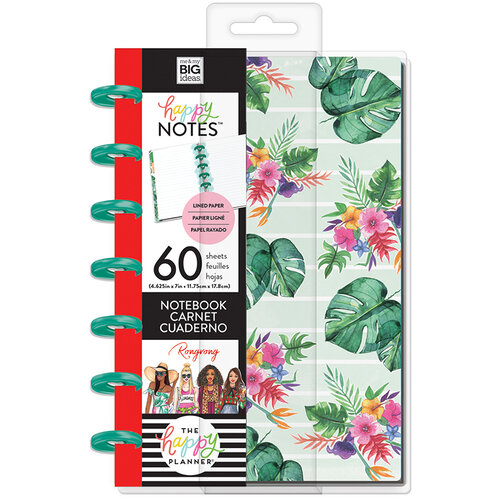 Me and My Big Ideas - Happy Planner Collection - Planner - Mini - Tropical Vibes Notebook