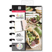 Me and My Big Ideas - Happy Planner Collection - Planner - Mini - Recipe Foodie Notebook