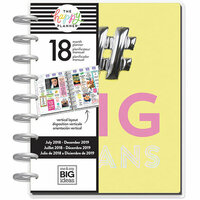 Me and My Big Ideas - Create 365 Collection - Planner - Big Plans - July 2018 to December 2019
