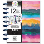 Me and My Big Ideas - Create 365 Collection - Planner - Classic - Watercolor Rainbow - 2019