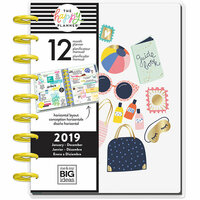 Me and My Big Ideas - Create 365 Collection - Planner - Classic - Wanderlust - 2019