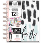 Me and My Big Ideas - Faith Warrior Collection - Planner - Classic - 2019
