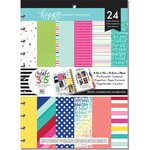 Me and My Big Ideas - Create 365 Collection - 8.5 x 11 Specialty Paper Pad - Bright