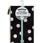 Me and My Big Ideas - Create 365 Collection - Storage Pouch - White Scattered Dot