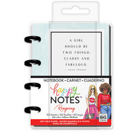 Me and My Big Ideas - Happy Planner Collection - Planner - Micro - Blue Stripe Memo Book
