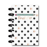 Me and My Big Ideas - Happy Planner Collection - Planner - Mini - Pencil It In Notebook