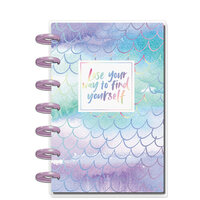 Me and My Big Ideas - Happy Planner Collection - Planner - Mini - Happy Mermaids Notebook