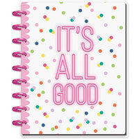 Me and My Big Ideas - Happy Planner Collection - Planner - Classic - Sassy Neon Notebook
