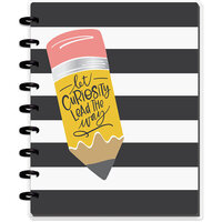 Me and My Big Ideas - Happy Planner Collection - Planner - Classic - Curious Pencil Notebook