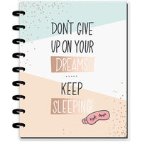 Me and My Big Ideas - Happy Planner Collection - Planner - Classic - Keep Sleeping Notebook