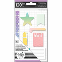 Me and My Big Ideas - Healthy Hero Collection - Planner - Mini - Sticky Notes