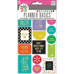 Me and My Big Ideas - Create 365 Collection - Cardstock Stickers - Hustle - Bright