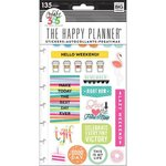 Me and My Big Ideas - Create 365 Collection - Planner - Embellished Stickers with Foil Accents - TGIF