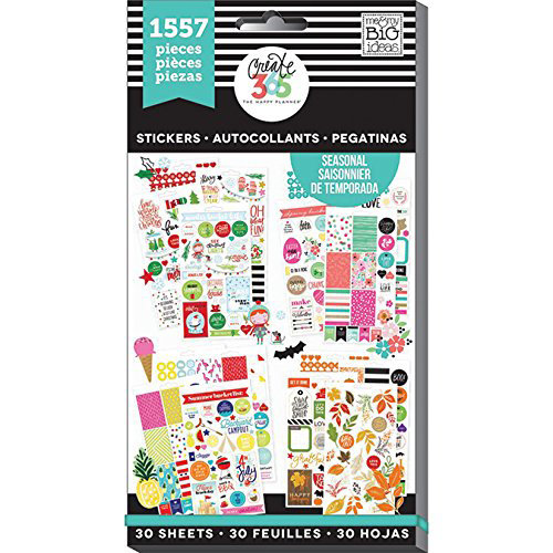 Me and My Big Ideas - Sticker Value Pack - Brilliant Year