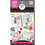 Me and My Big Ideas - Create 365 Collection - Planner - Stickers - Value Pack - Today is the Day with Foil Accents