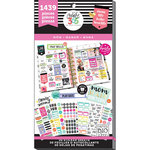 Me and My Big Ideas - Create 365 Collection - Planner - Stickers - Value Pack - Mom with Foil Accents