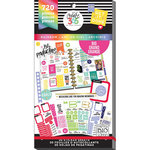 Me and My Big Ideas - Create 365 Collection - Planner - Stickers - Value Pack - Big Rainbow with Foil Accents
