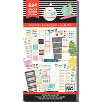 Me and My Big Ideas - Happy Planner Collection - Planner - Stickers - Value Pack - Functional Teacher