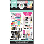 Me and My Big Ideas - Create 365 Collection - Planner - Stickers - Value Pack - Color Story with Foil Accents