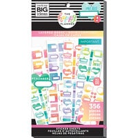 Me and My Big Ideas - Happy Planner Collection - Planner - Stickers - Value Pack - Layered Boxes with Foil Accents